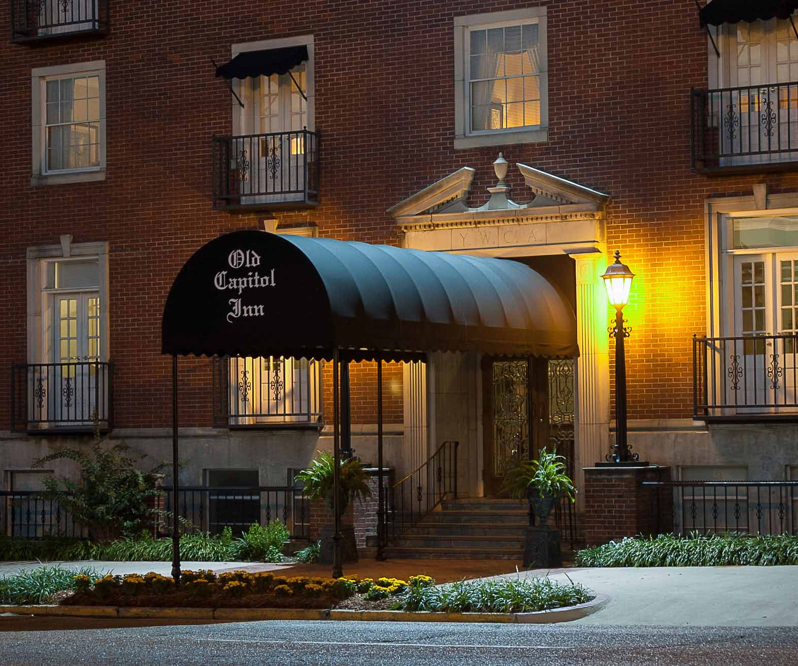 Old Capitol Inn | Jackson MS Boutique Hotel | Best Place for a ...